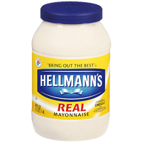 Hellman's Real Mayonnaise - available at Tufo Foods