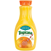 Tropicana Orange Juice- available at Tufo Foods